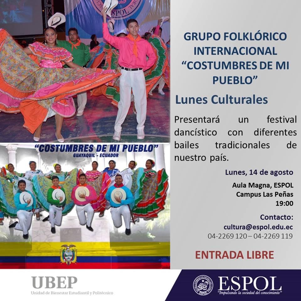 Lunes Culturales