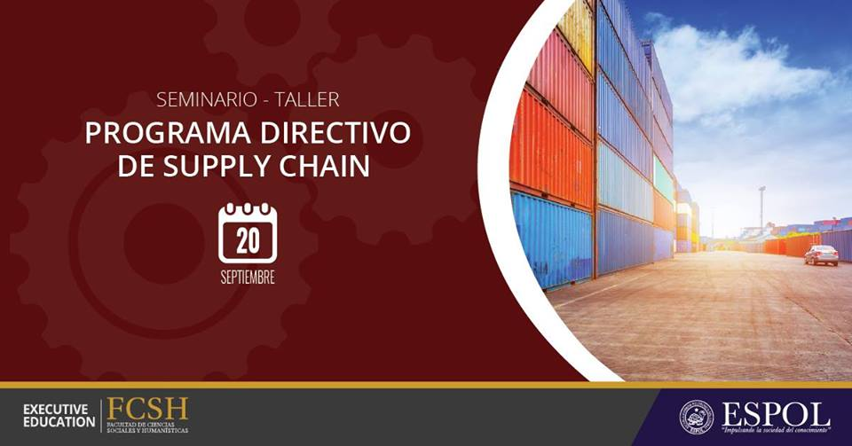 Programa Directivo de Supply Chain