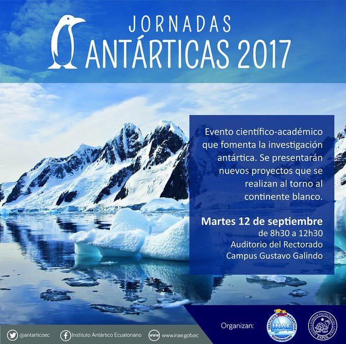 Jornadas Antárticas 2017