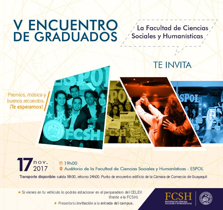 V Encuentro de Graduados