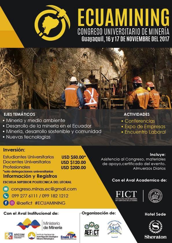 Congreso Universitario de Minería