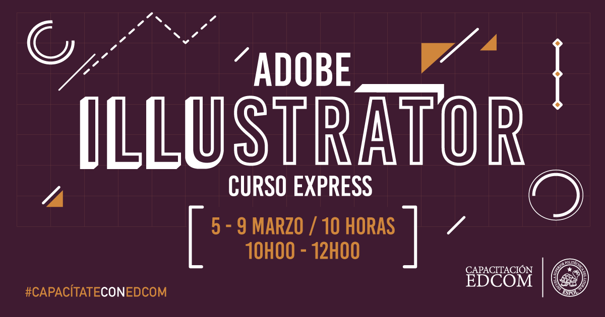 Curso express de Adobe Illustrator