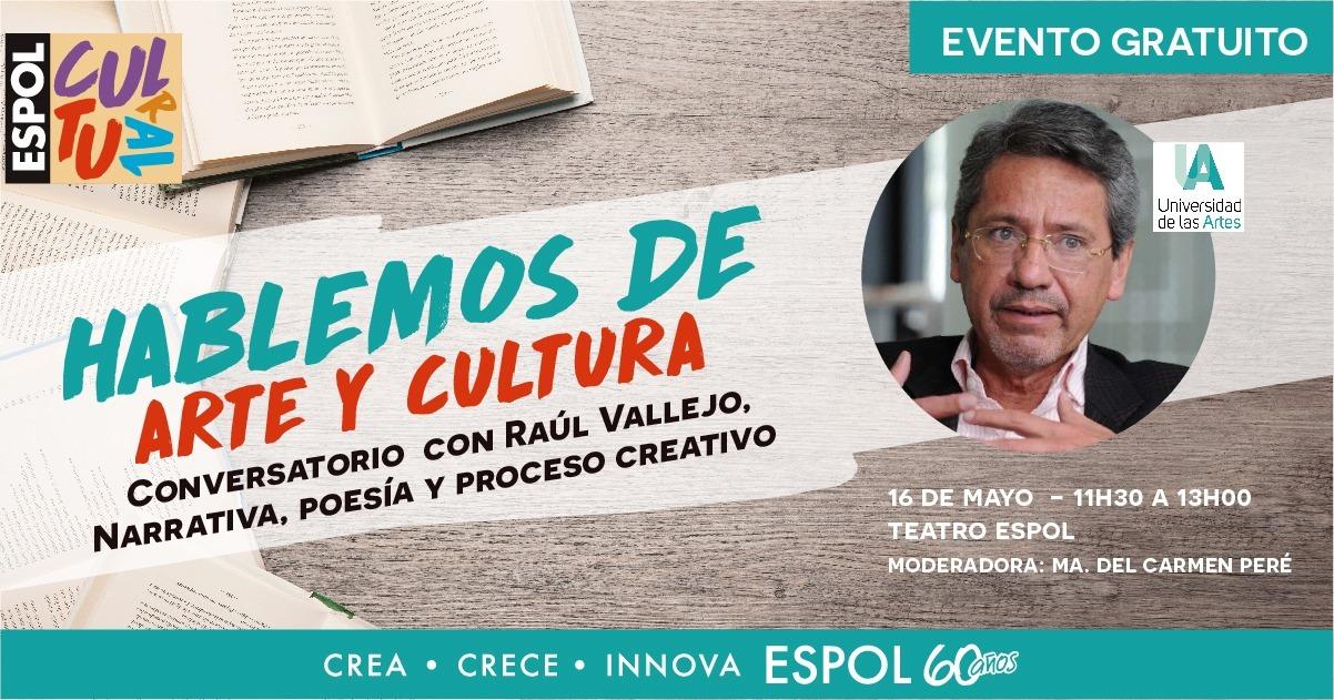 Conversatorio con Raúl Vallejo