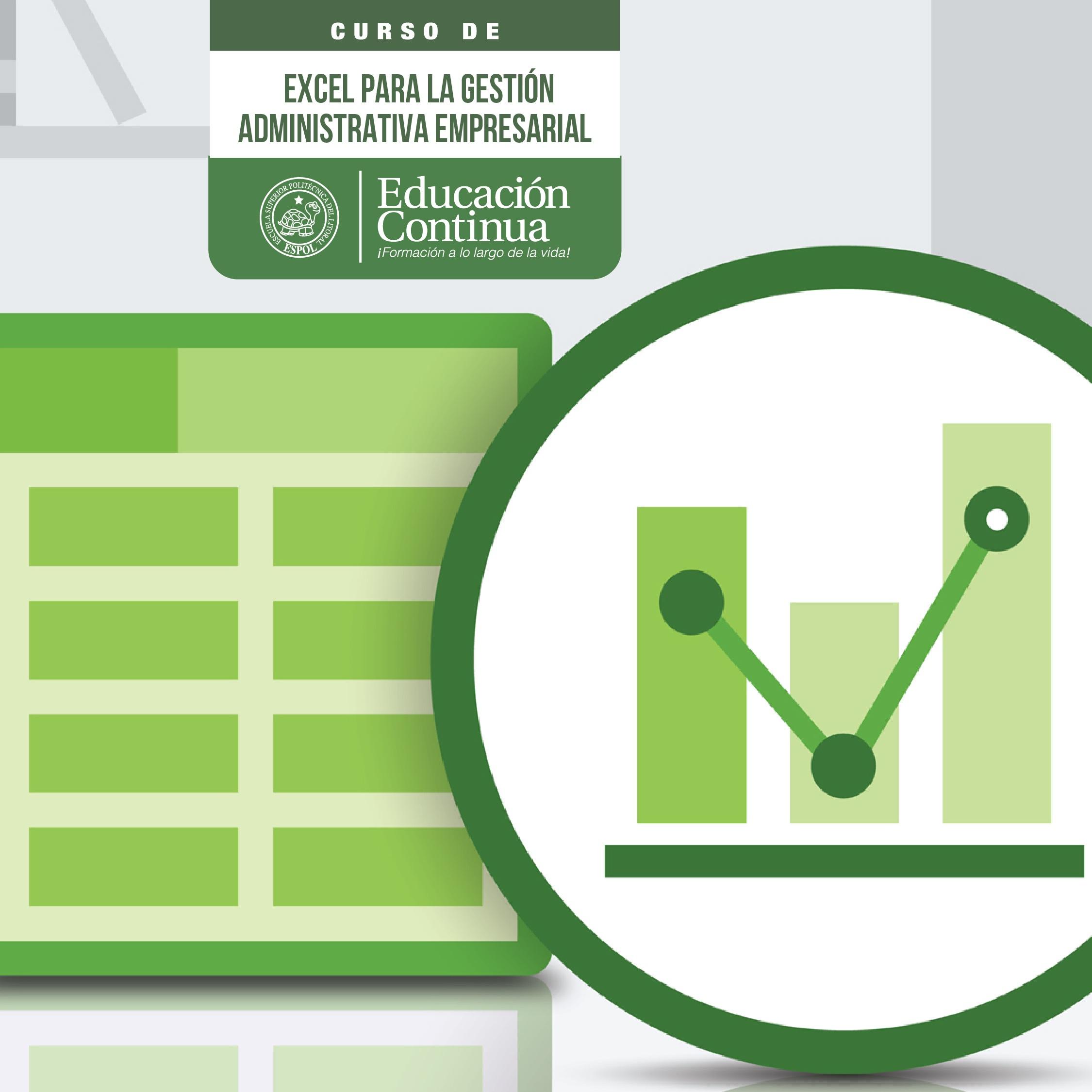Excel para la Gestión Administrativa Empresarial (Básico-Intermedio)