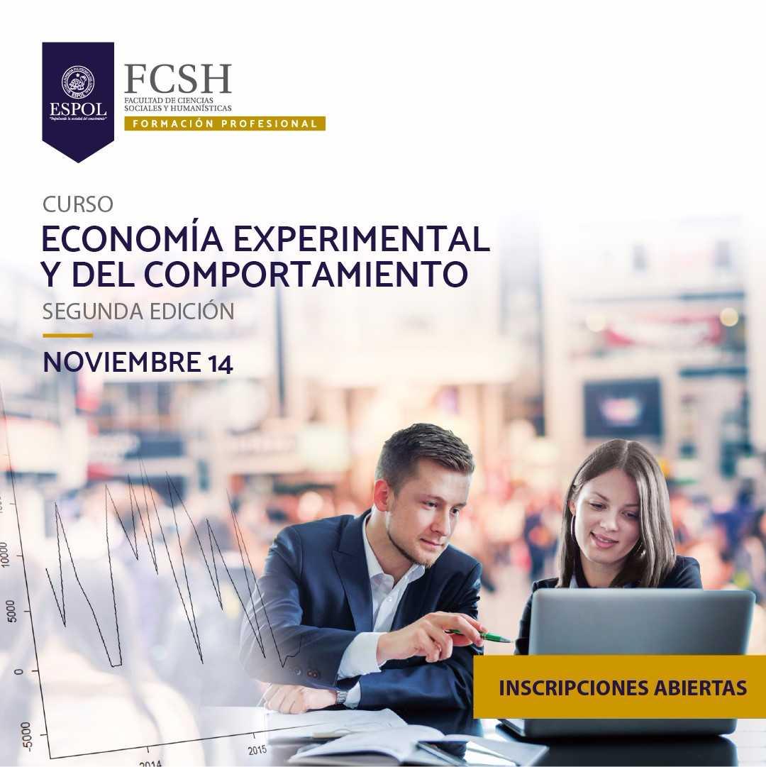Curso: Economía experimental y del comportamiento