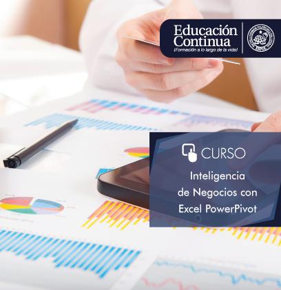 Inteligencia de Negocios con Excel Power Pivot